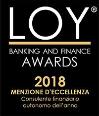 premio LOY eccellenza finanziaria